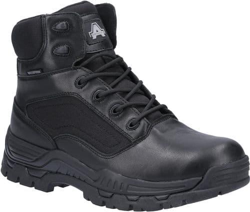 Amblers Mission Mens Occupational Footwear Black